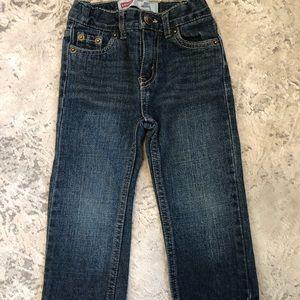 Levi's Boys 511 Skinny Jeans Size 18m
